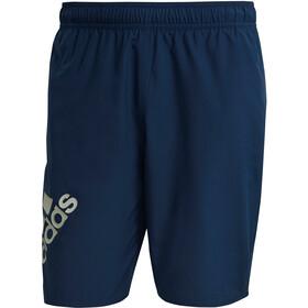 adidas Big Bos CLX Clasic Length Shorts Men, crew navy/halo green